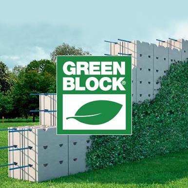 greem block