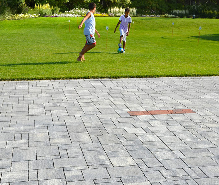 linea ecotop, pavimenti